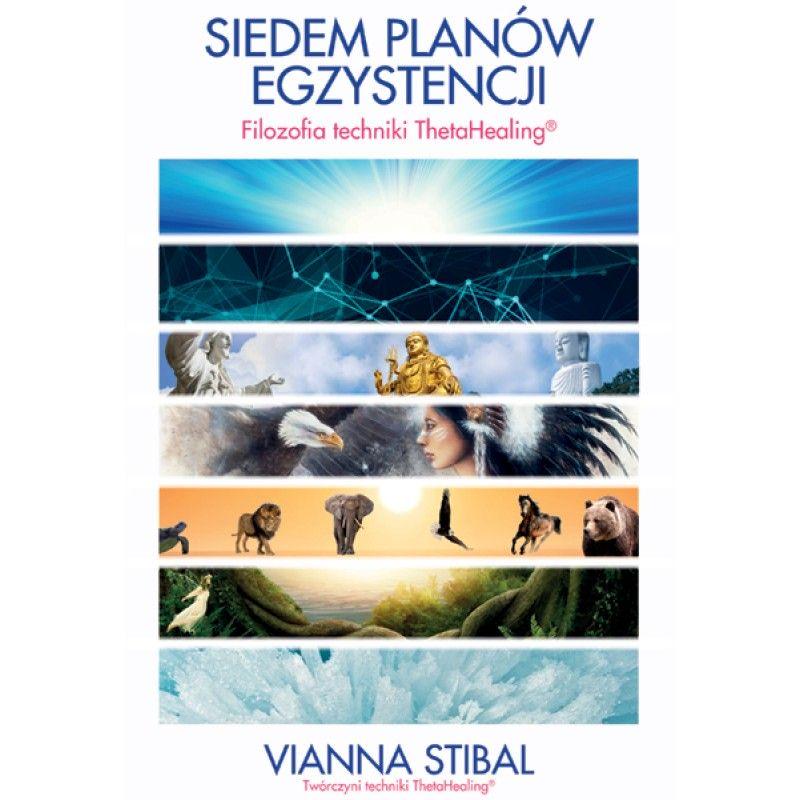 Siedem Planów Egzystencji - Vianna Stibal