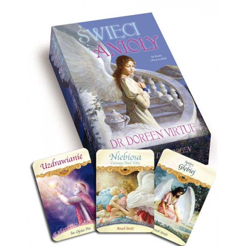 Karty Święci i Anioły