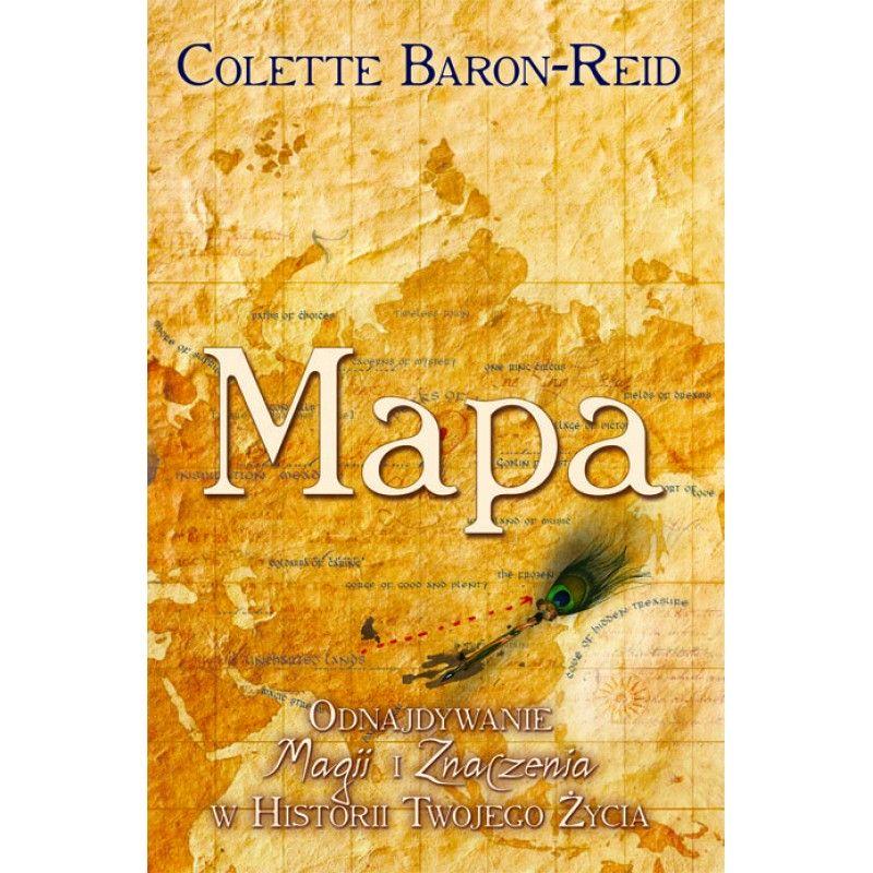 Mapa - Colette Baron-Reid